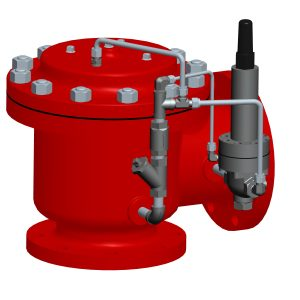 Fire Pump Relief Valve