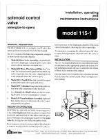 115-1(N.C.)ASCO_Solenoid_Control_Valve