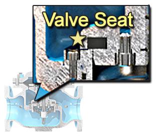 Valve Seat Disc
