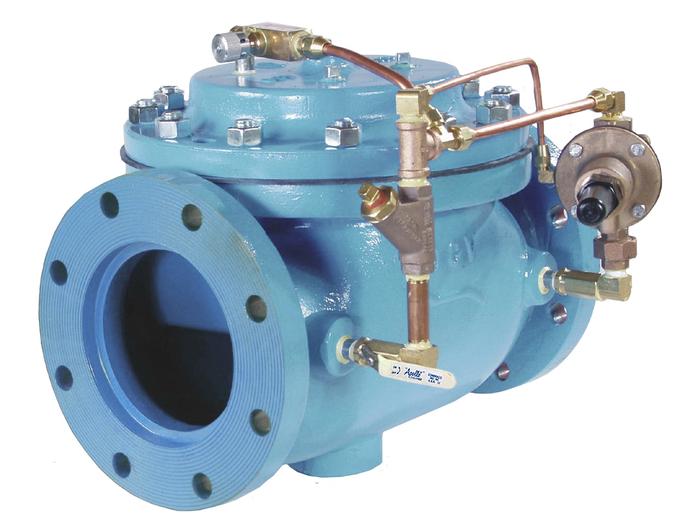 VAN HỒI LƯU OCV-MỸ - Model 108-2 Pressure Relief/ Pressure Sustaining Valve