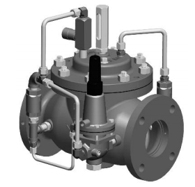 Model 108-3 Backpressure/ Check Valve