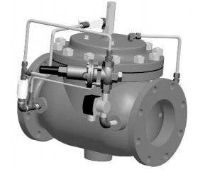 Model 108-34  - VAN ĐÓNG NGẮT OCV - Model 108-34 Back Pressure / Check / Solenoid Shut-Off Valve