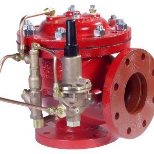 Fire Pressure Pump Relief Valve