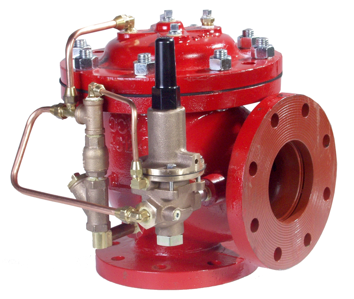 Fire Pressure Pump Relief Valve