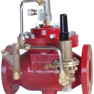 Pump Suction Control Valve