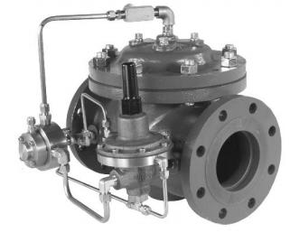 Model 119-5  - VAN ĐÓNG NGẮT OCV -Model 119-5 Filter Separator Rate of Flow/Shut-Off Valve