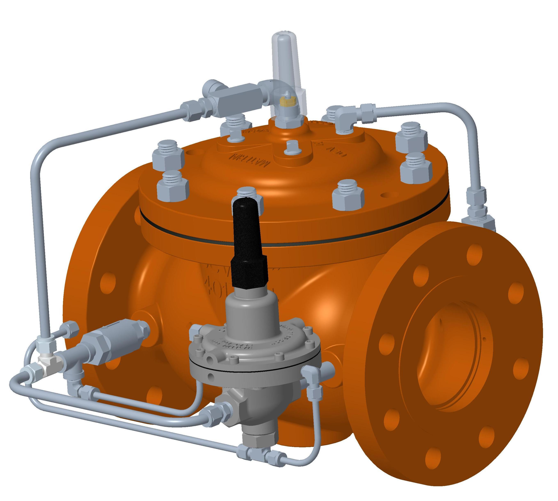 VAN DỊCH VỤ - OCV- MỸ -Model 120-6 Pump Discharge Control Valves
