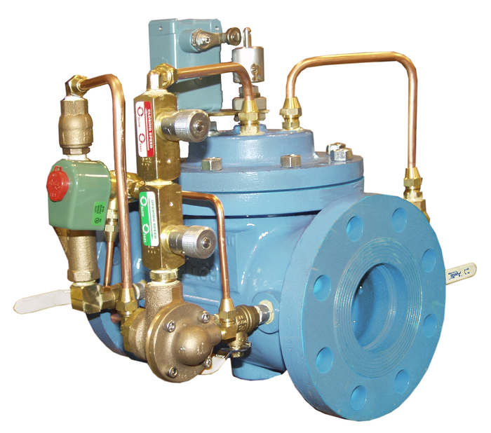 Model 125 Booster Pump Control Valves