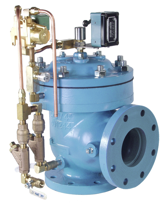 Model 126 Deep Pump Well Control Valve