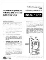 127-2_Pressure_Reducing_Valve
