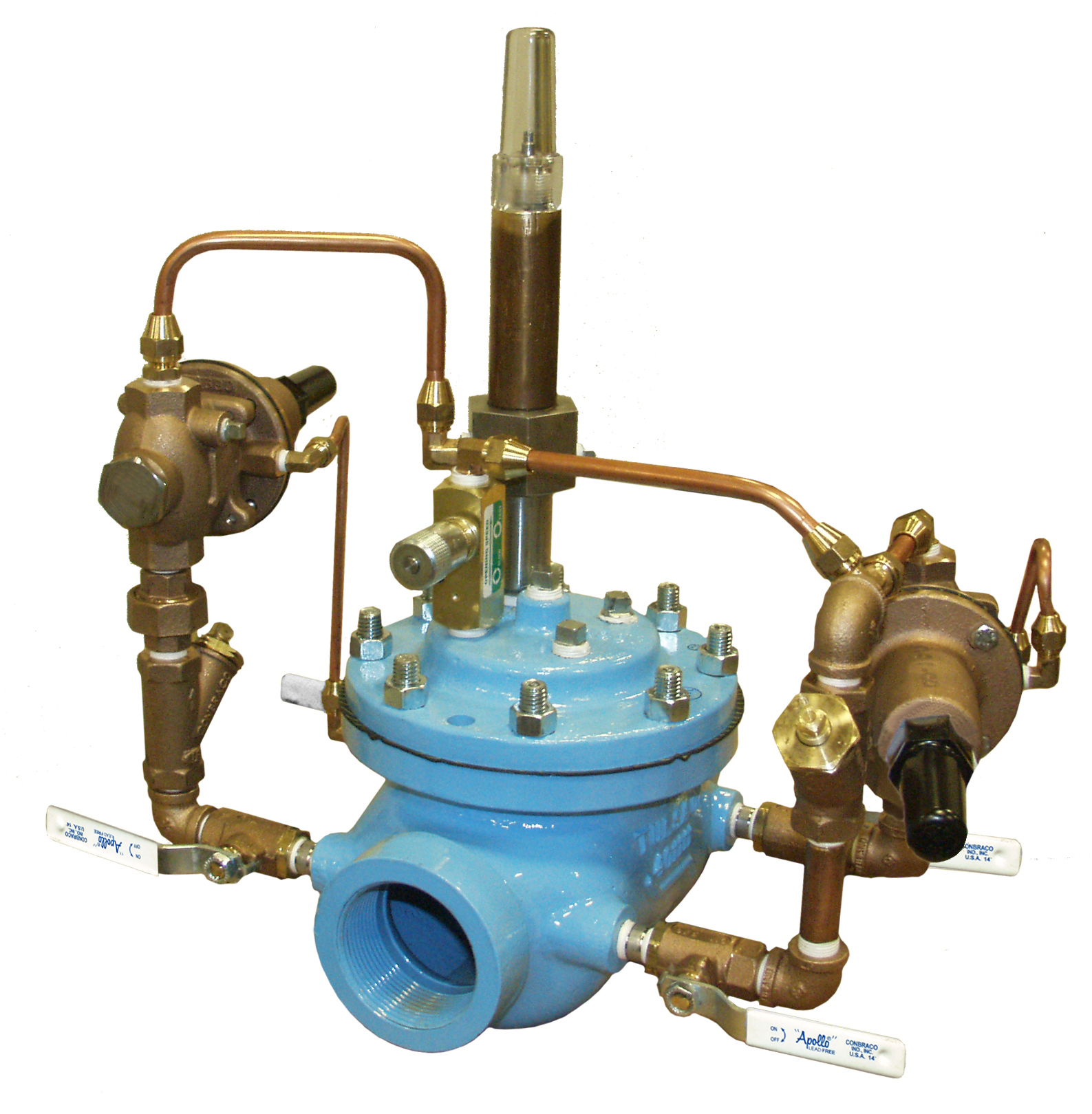 VAN KHAI THÁC MỎ - OCV - MỸ -Model 127-32 Pressure Reducing Valve with Two-Stage Opening