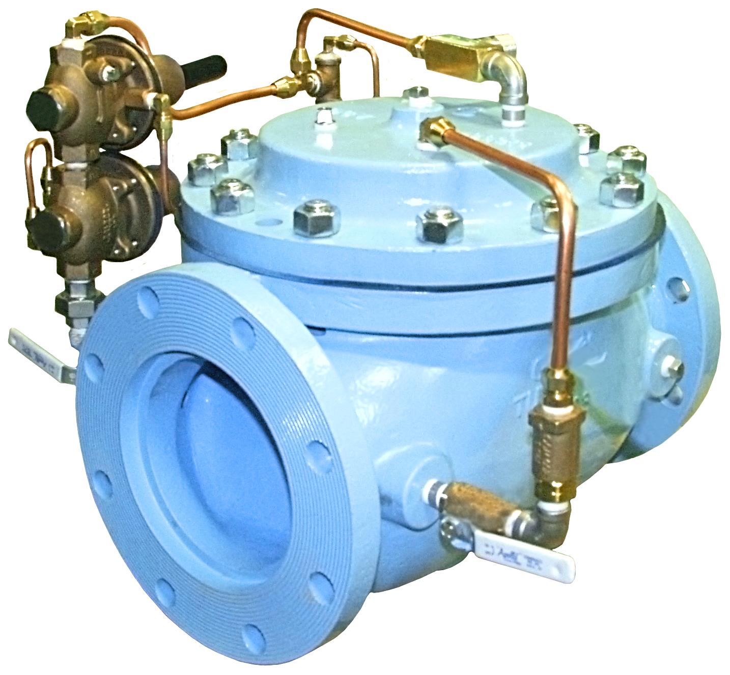 VAN KHAI THÁC MỎ - OCV - MỸ -Model 127-420 Pressure Reducing/ Sustaining/ Check Valve