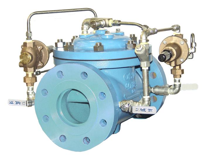 VAN GIẢM ÁP OCV MỸ-Model 127-5 Pressure Reducing and Surge Control Valve