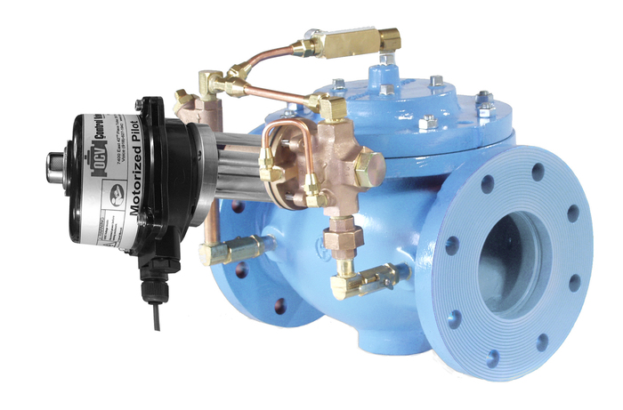 VAN KHAI THÁC MỎ - OCV - MỸ -Model 127-4 Pressure Reducing and Check Valve