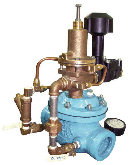 VAN GIẢM ÁP OCV MỸ- Model 127FAV Flow Control and Programmable Solenoid Valve