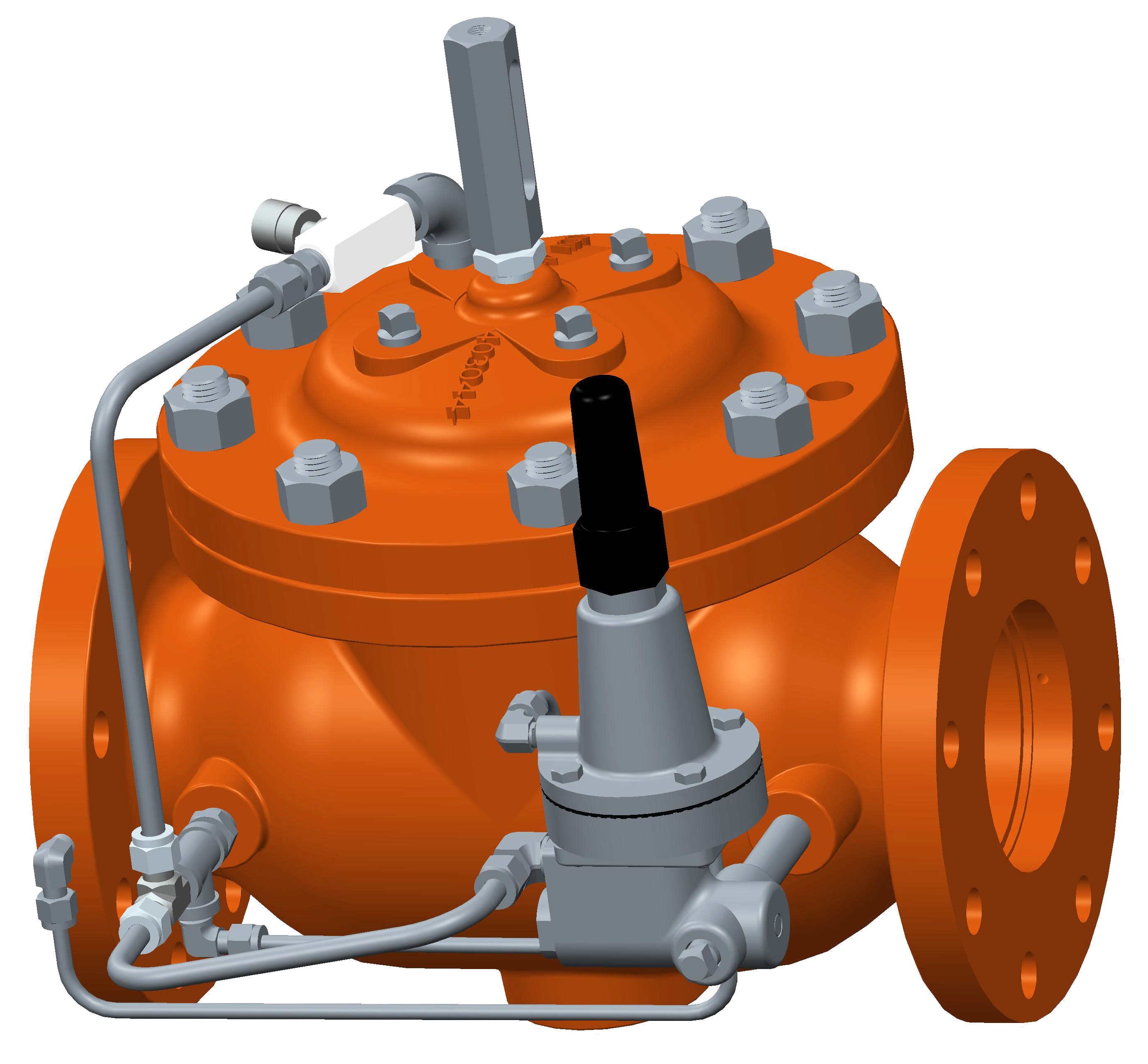 Model 128 Excess Flow Shut-Off Valve