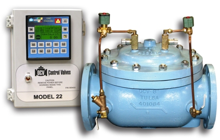 Series 22 Electronic Control Valves