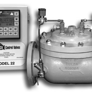 Model 22F Electronic Flow Control