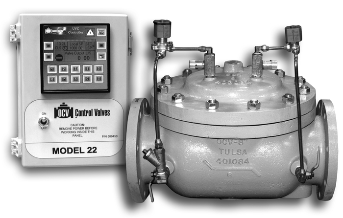Model 22R Electronic Pressure Reducing