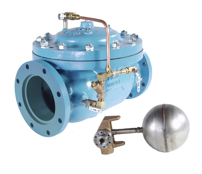 Model 8101 Modulating Float Control Valves