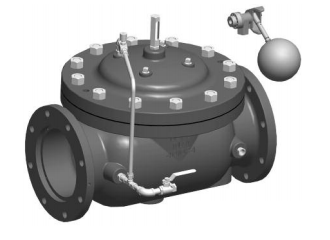 Model 8101 High Level Shut-Off Valves
