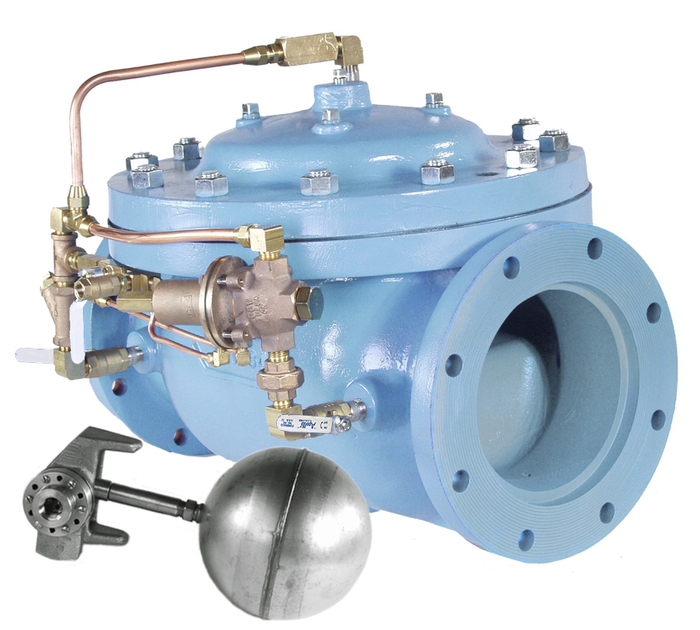 Model 8104 Modulating Float Control Valves