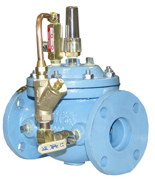 Check Valves with Opening Speed Control
