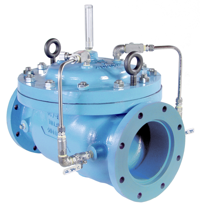 Check Valve with Opening and Closing Speed Controls