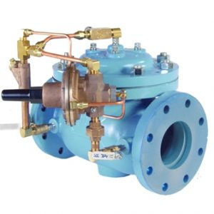 Series 120 Rate Of Flow Control Valves