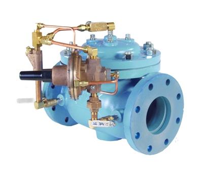 VAN Rate of Flow Control OCV MỸ -Series 120 Rate of Flow Control Valves