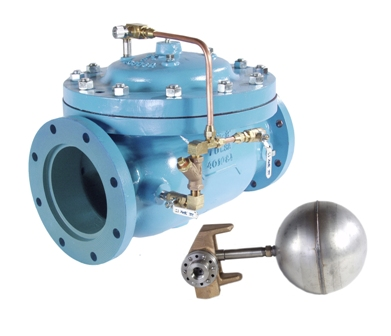 Series 8100 Modulating Float Control Valves