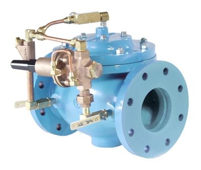 VAN HỒI LƯU OCV-MỸ - Series 127 Pressure Reducing