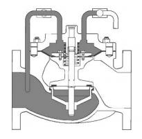 valve closed