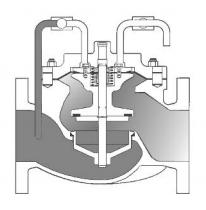 valve open