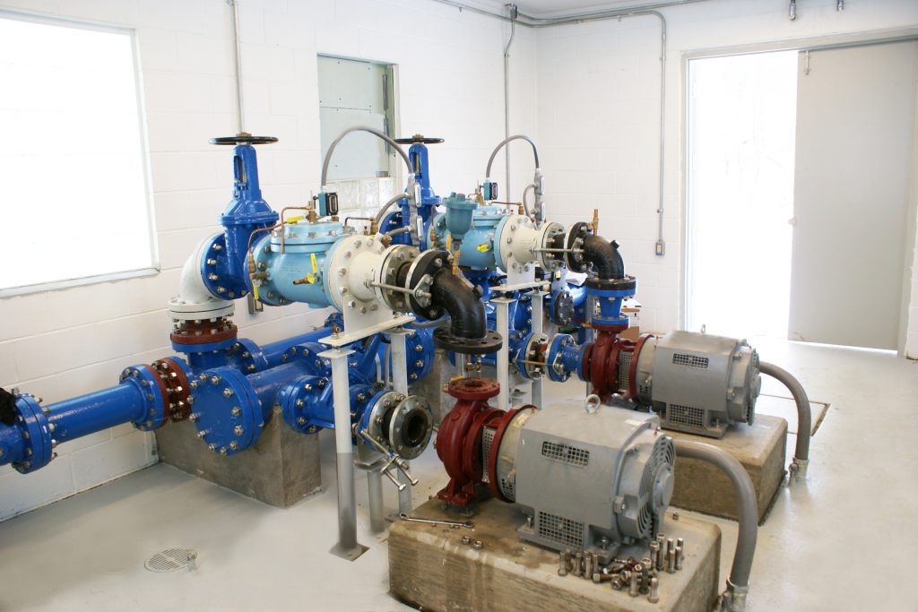 Municipality Pump Room