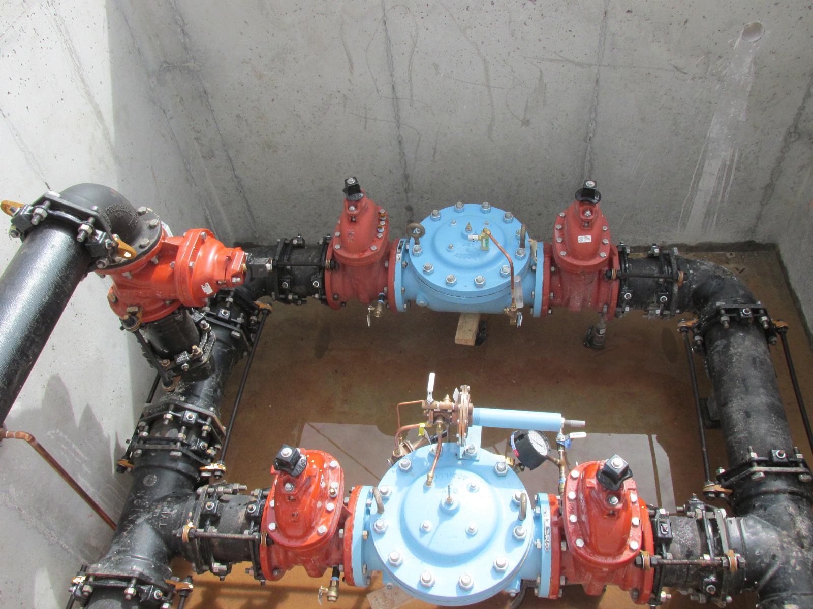Waterworks Ocv