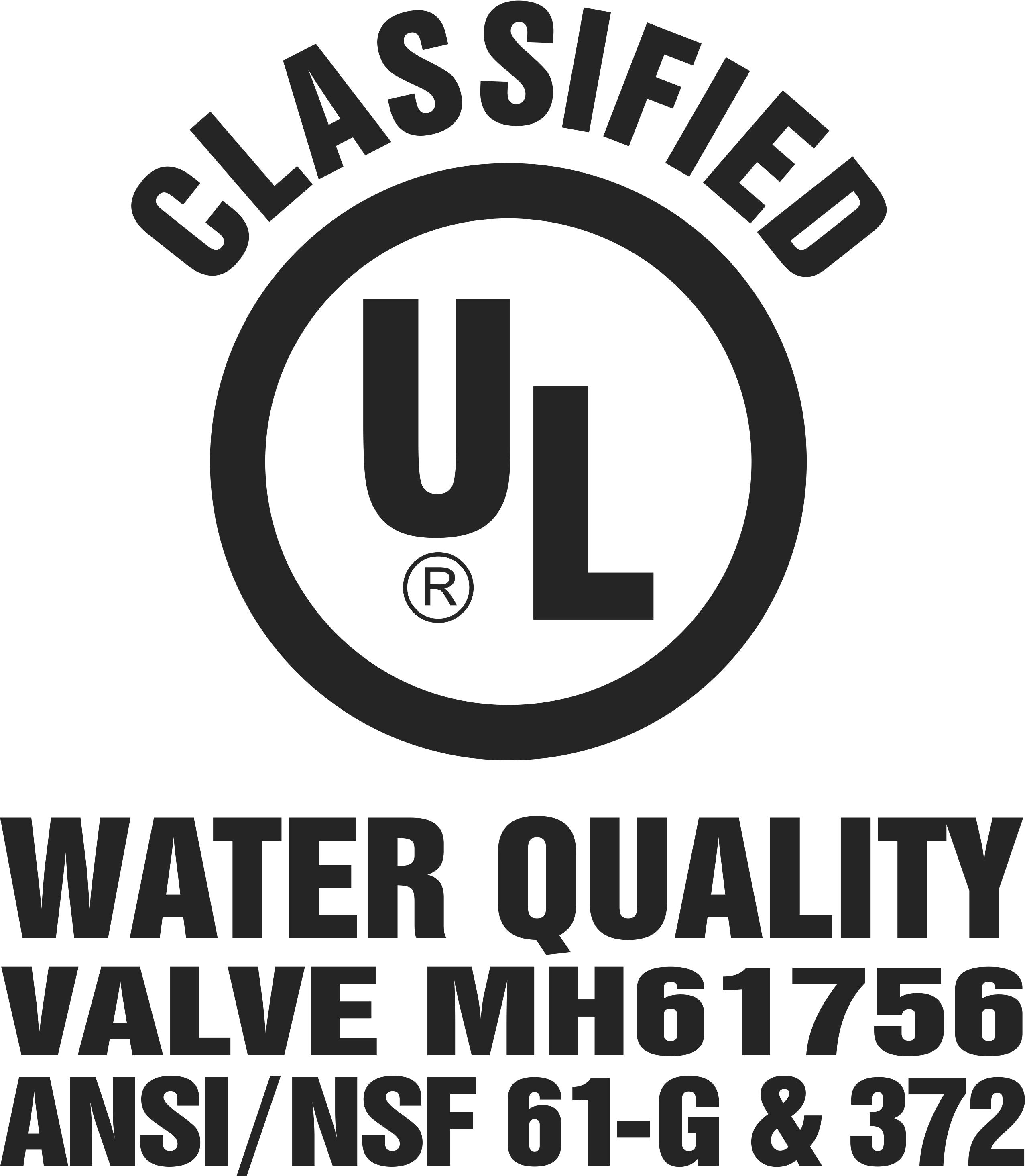 UL Classified Logo